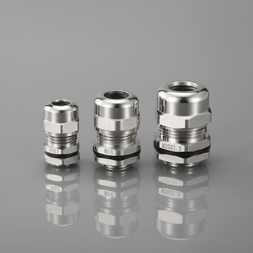 nickel-plated brass cable gland - Zhejiang BangNai Electric Co. Ltd