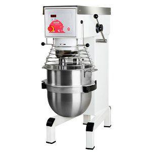 planetary dough mixer / for bakeries / fixed bowl