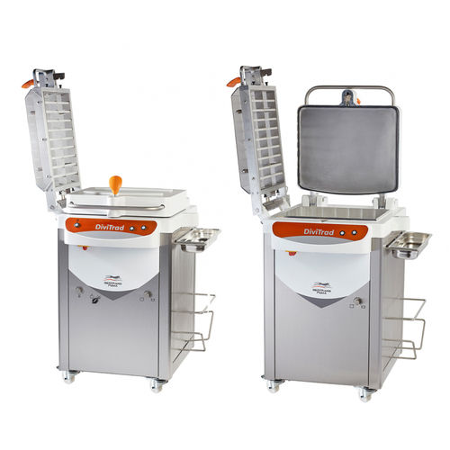 automatic dough divider / manual / baked goods / hydraulic