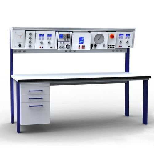 temperature calibration and test bench