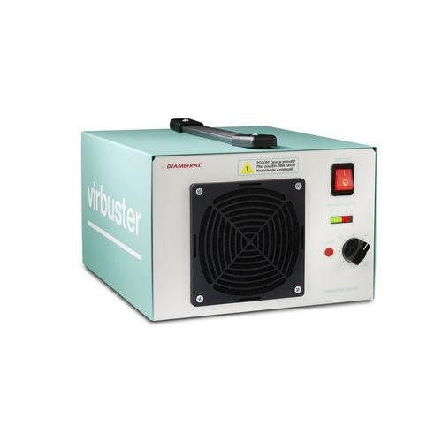pure ozone generator - Diametral a.s.