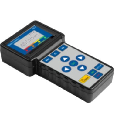 vibration data collector / portable / USB / battery-powered