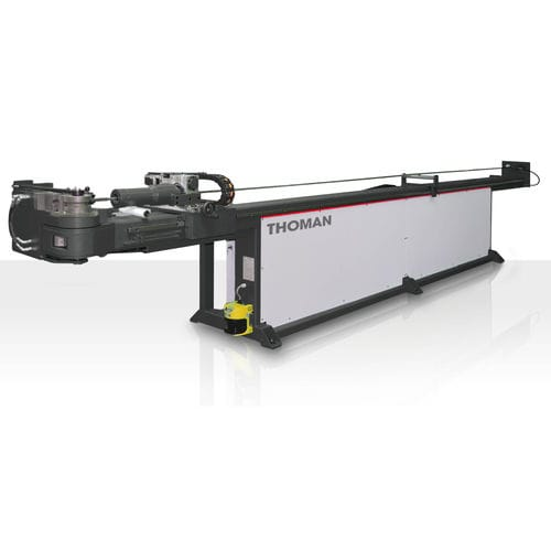 hydraulic bending machine / for tubes / CNC / precision