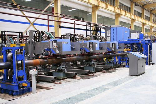 annealing furnace / tubular / spiral / induction