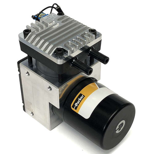 gas pump / with brushless DC motor / piston / industrial