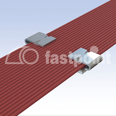 flat cable clip