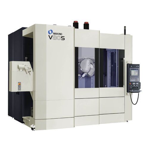 5-axis machining center / vertical / high-speed / for molds