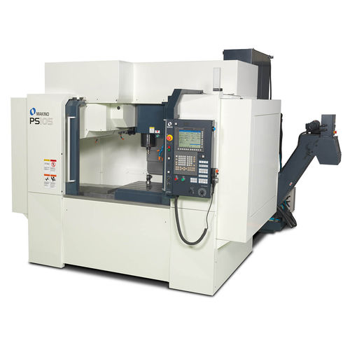 3-axis CNC machining center / vertical / rigid / cutting