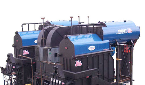 superheated steam boiler / biomass