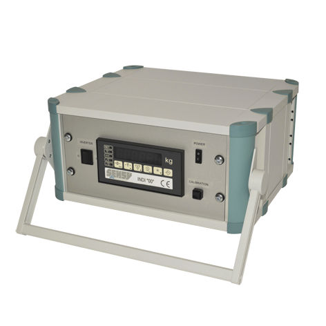 numeric display / 6-digit / electronic / RS485
