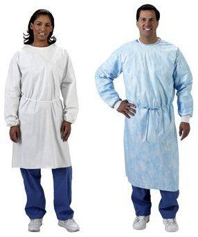 work lab coat