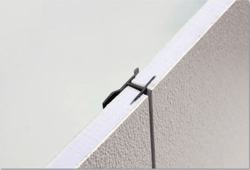 extruded polystyrene core sandwich panel
