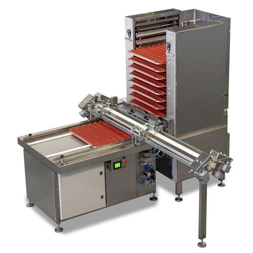 depositor for the baking industry