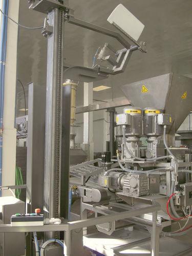hamburger bun production line