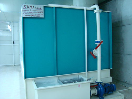 enclosed paint booth