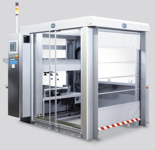 layer palletizer / Cartesian / case / automatic