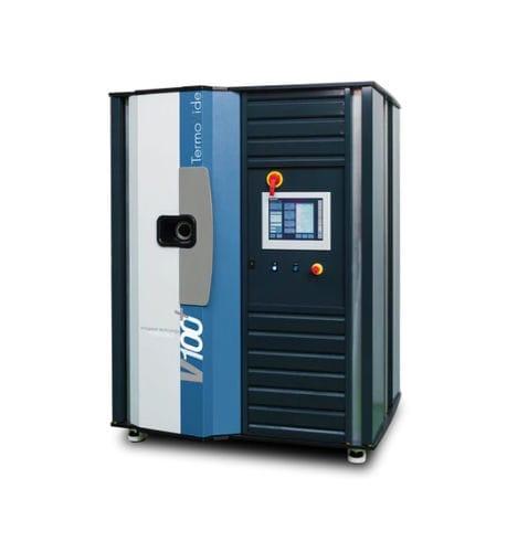 single-chamber cleaning machine