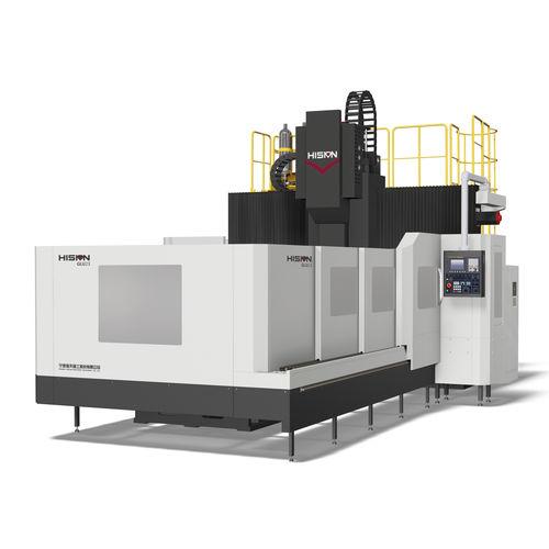 double-column CNC machining center