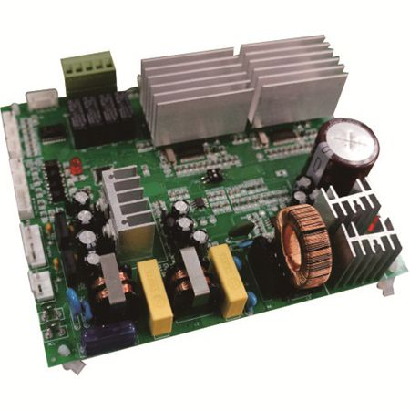 AC motor controller - Shenzhen Casic Motor System Co., Ltd.