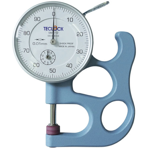 rubber thickness gauge