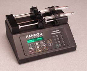 chemical pump / stepper motor-driven / syringe / industrial