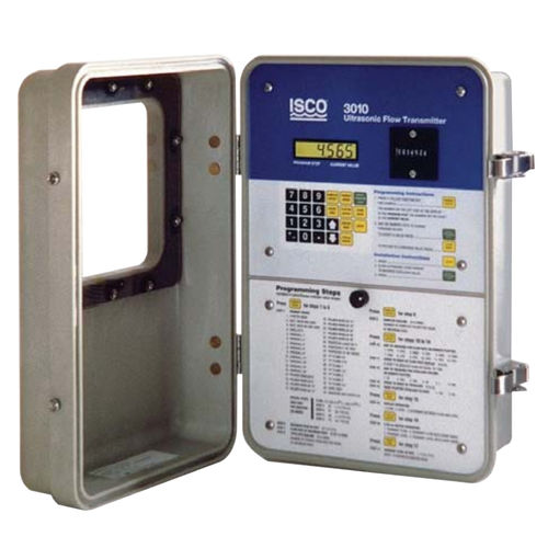 ultrasonic flow transmitter