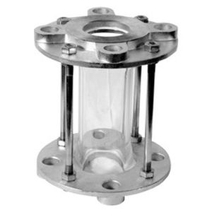 check-valve sight glass