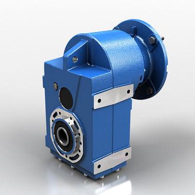 parallel-shaft gear reducer