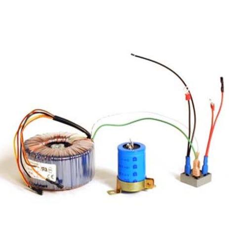 AC/DC power supply / high-power / linear