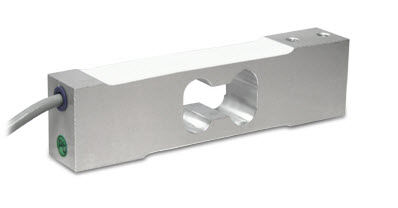 single-point load cell / beam type / IP67 / strain gauge
