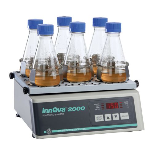 mechanical laboratory agitator - Eppendorf