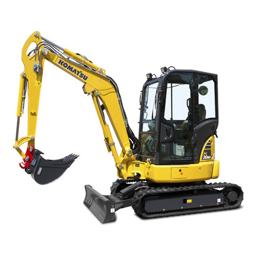 mini excavator / crawler / diesel / construction