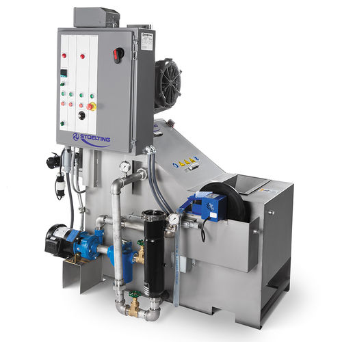 water cleaning machine / automatic / process / industrial
