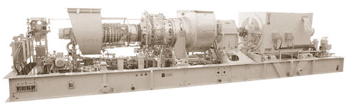 three-phase generator set