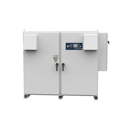 high-purity hydrogen gas generator / process / for gas chromatography