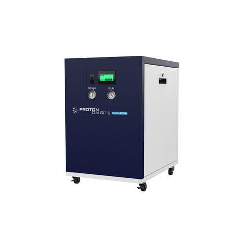 dry nitrogen gas generator / process / membrane