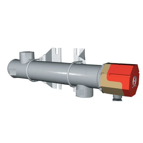 fuel oil heater / water / air / circulation