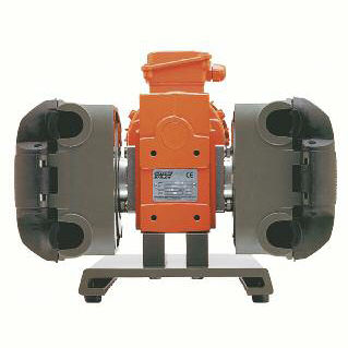 wastewater pump / for chemicals / electric / peristaltic