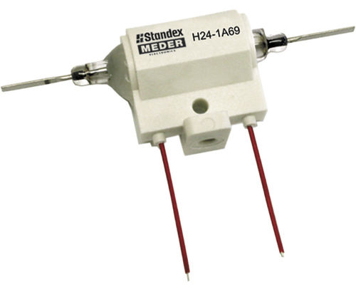 high-voltage reed relay
