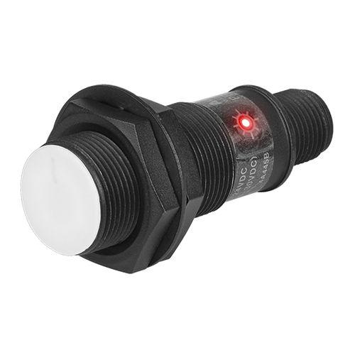 inductive proximity sensor / cylindrical / IP67 / heat-resistant