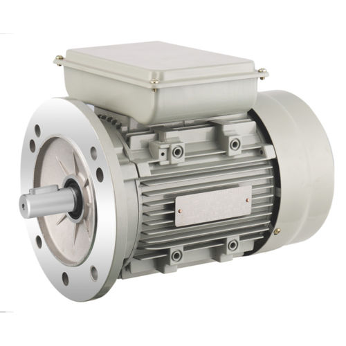 aluminum-frame motor