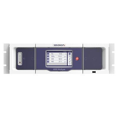 oxygen analyzer - SERVOMEX