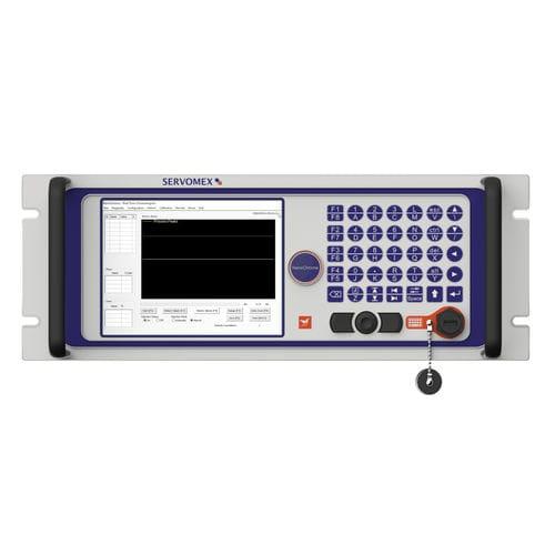 methane analyzer - SERVOMEX