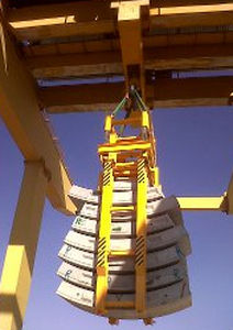 concrete slab lifting clamp - ACIMEX