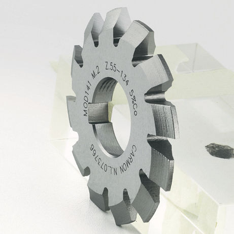 involute gear milling cutter