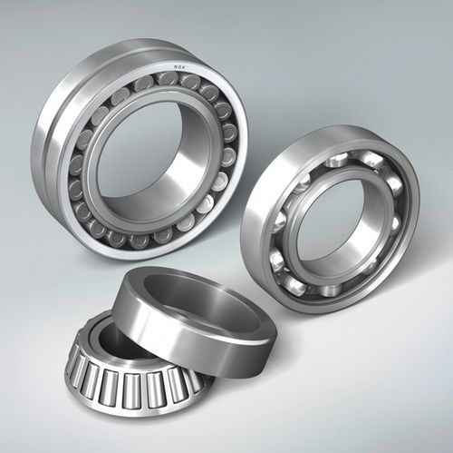 cylindrical roller bearing / tapered roller / deep groove / angular-contact
