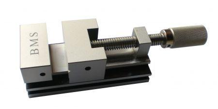 EDM vise / manual / low-profile / precision