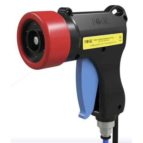 cleaning ionizing air gun - FÖGE Elektronik GmbH