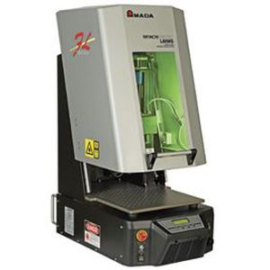 fiber laser welding system / AC / automatic / integrated