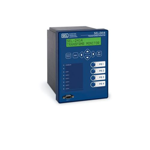 level monitoring relay / programmable / digital / IEC